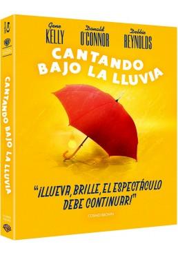 Cantando bajo la lluvia (Blu-ray) (Ed Iconic) (Singin' in the Rain)