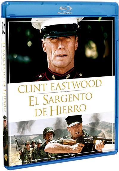 El Sargento De Hierro (Blu-ray) (Hearbreak Ridge)
