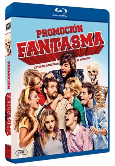 Promoción fantasma (Blu-ray)