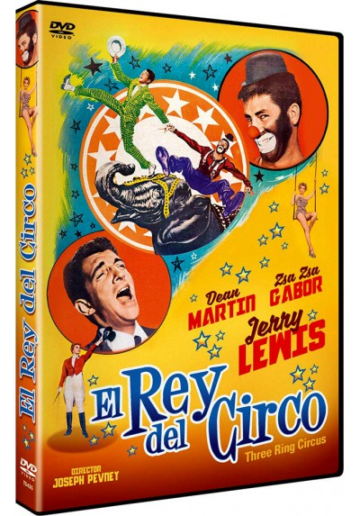 El rey del circo (Three Ring Circus)