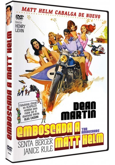 Emboscada a Matt Helm (The Ambushers)