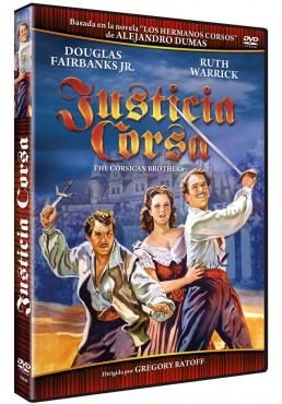 Justicia corsa (The Corsican Brothers)