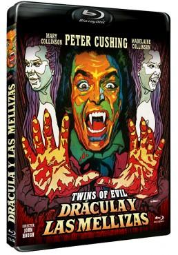 Drácula Y Las Mellizas (Blu-ray) (Twins Of Evil)