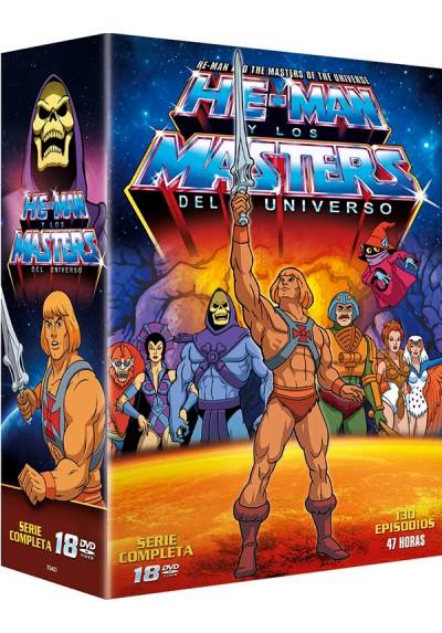 He Man y los Masters del Universo - Temporada 1 y 2 Completas