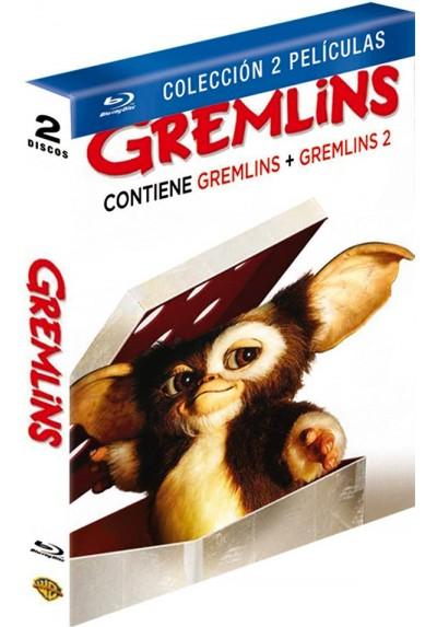 Pack Gremlins / Gremlins 2 (Blu-ray)