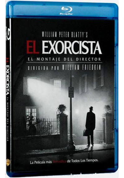 El Exorcista : El Montaje Del Director (Blu-ray) (The Exorcist)