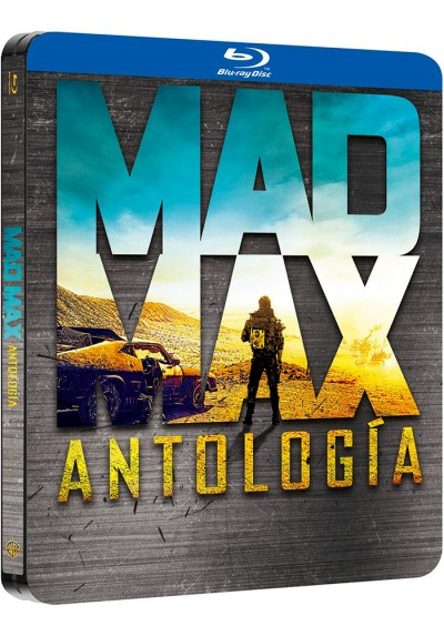Mad Max 1 - 4 (Blu-ray)