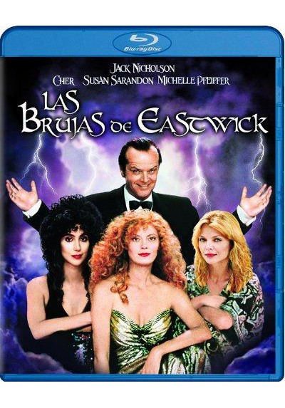 Las Brujas De Eastwick (Blu-ray) (The Witches Of Eastwick)