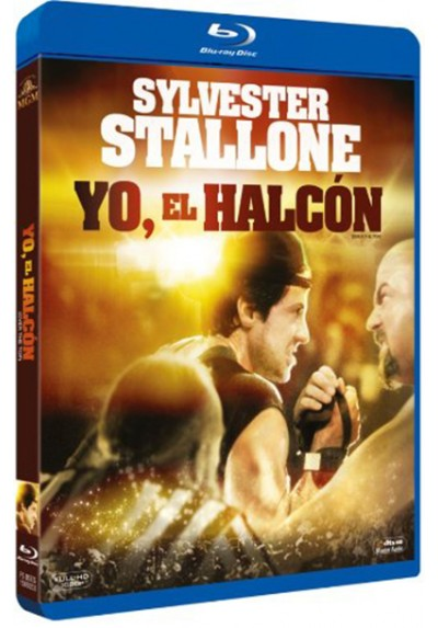 Yo, El Halcón (Blu-ray) (Over the Top)