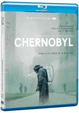 Chernobyl (Miniserie de TV) (Blu-ray)