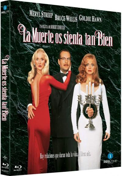 La muerte os sienta tan bien (Blu-ray) (Ed Iconic) (Death Becomes Her)