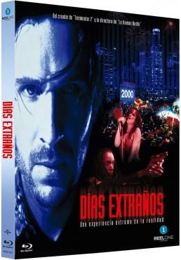 Días extraños (Blu-ray) (Ed Iconic) (Strange Days)