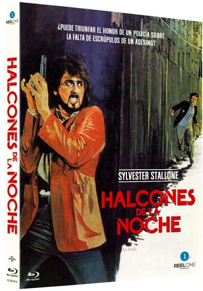 Halcones de la noche (Blu-ray) (Ed Iconic) (Nighthawks)