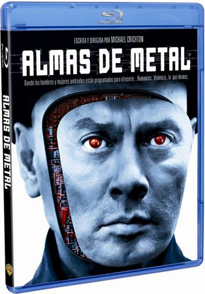 Almas de metal (Blu-ray) (Westworld)