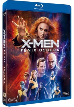 X-Men: Fénix Oscura (Blu-ray) (X-Men: Dark Phoenix)