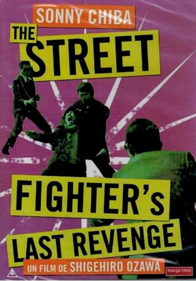 The Street Fighter's Last Revenge
