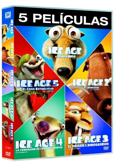 Colección Ice Age