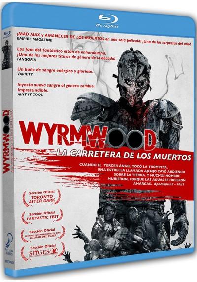 Wyrmwood: La Carretera De Los Muertos (Blu-ray)