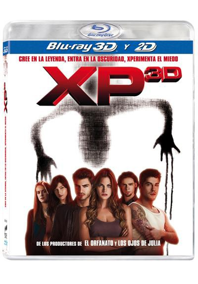 XP3D (Blu-ray 3D y 2D) (Paranormal Xperience 3D)