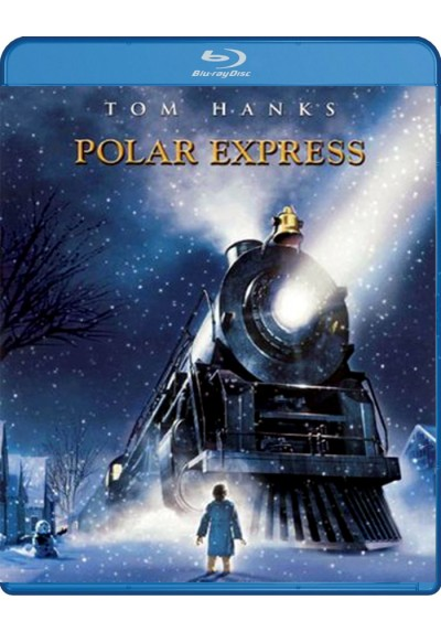 Polar Express (Blu-ray) (The Polar Express)