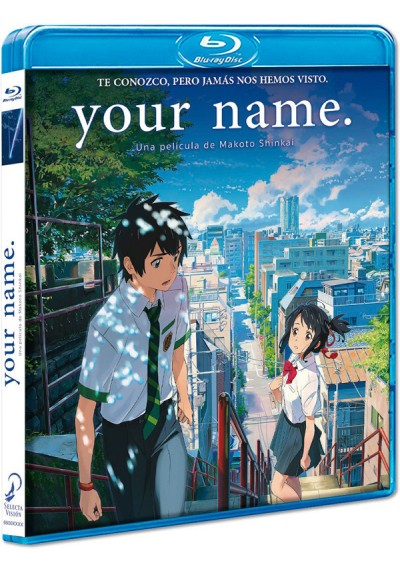 Your Name (Blu-Ray) (Kimi No Na Wa)