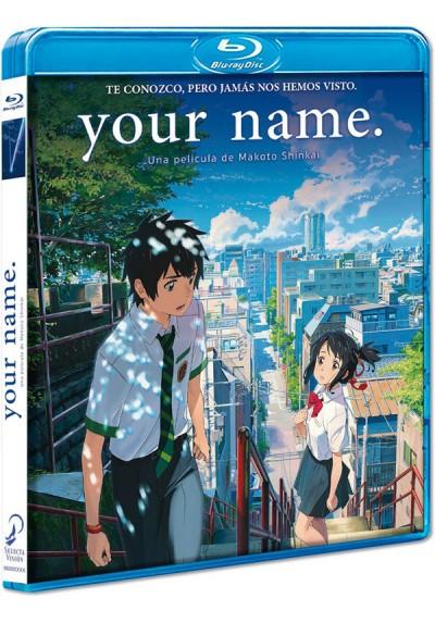 Your Name (Blu-Ray) (Kimi No Na Wa)