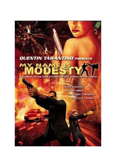 Mi nombre es Modesty: una aventura de Modesty Blaise (My Name Is Modesty: A Modesty Blaise Adventure)