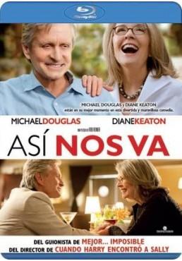 Así Nos Va (Blu-Ray) (And So It Goes)