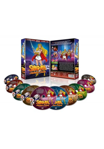 She-Ra, la Princesa del Poder - Temporada 1 (10 Discos)