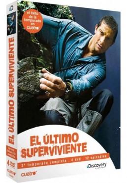 El Último Superviviente - 3ª Temporada Completa (Man vs. Wild)