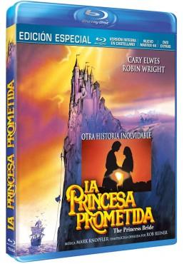 La Princesa Prometida (BD + DVD de Extras)