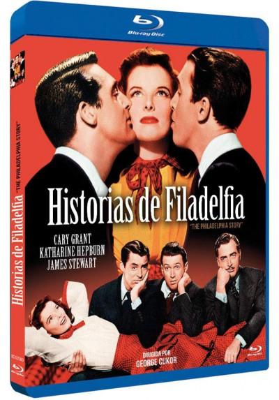 Historias De Filadelfia (Blu-Ray) (The Philadelphia Story)