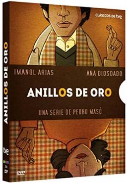 Anillos De Oro - Serie Completa - 5 DVD´S