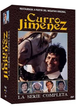 Curro Jimenez - Serie Tve Completa Restaurada - 14 DVD´S