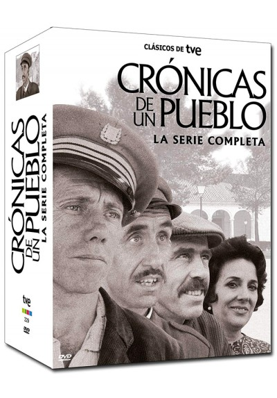 Cronicas De Un Pueblo - Serie Completa -  17 DVD´S