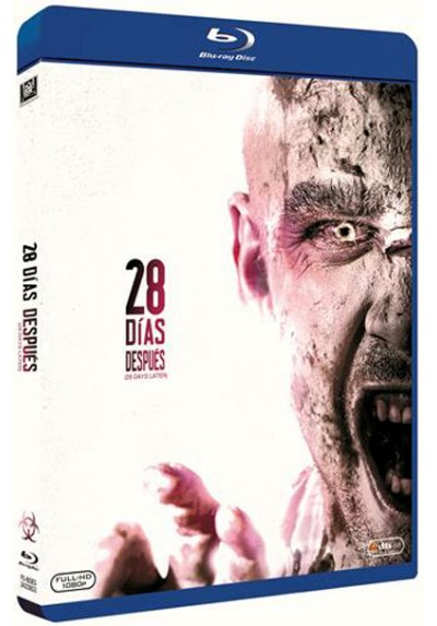 28 Dias Despues (Blu-ray) (28 Days Later)
