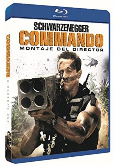 Commando - Ed. 30 Aniversario (Blu-Ray)
