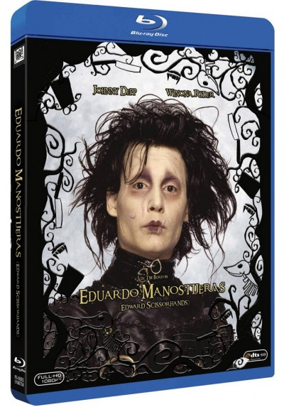 Eduardo Manostijeras (Blu-Ray) (Edward Scissorshands)