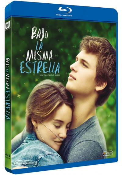 Bajo La Misma Estrella (Blu-Ray) (The Fault In Our Stars)