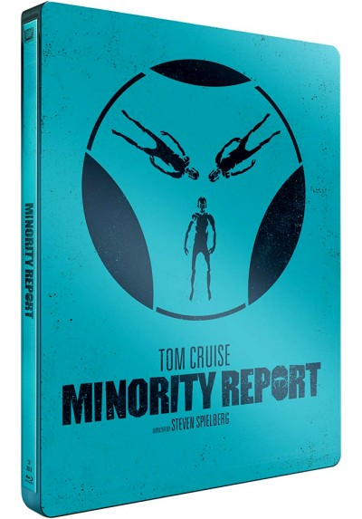 Minority Report - Ed. Metalica - Steelbook (Blu-Ray)