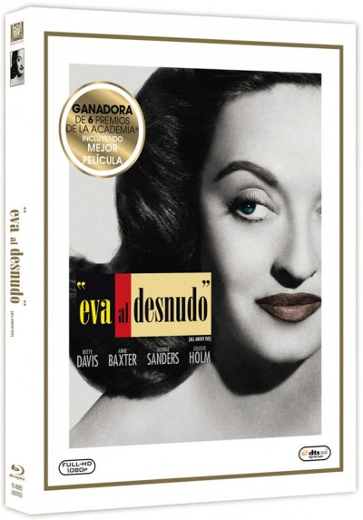 Eva Al Desnudo (Blu-ray) (All Abour Eve)
