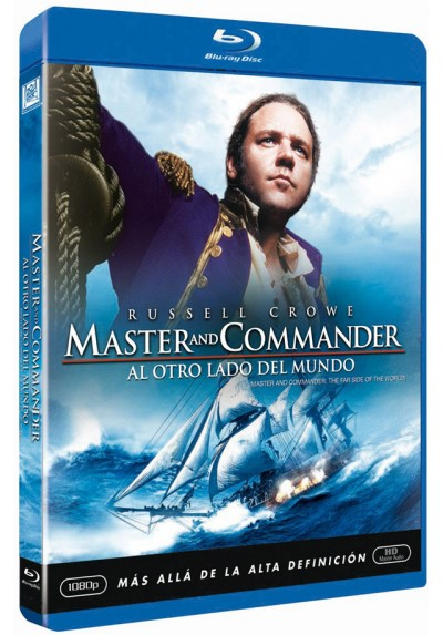 Master & Commander: Al otro lado del mundo  (Blu-ray) (Master and Commander: The Far Side of the World)