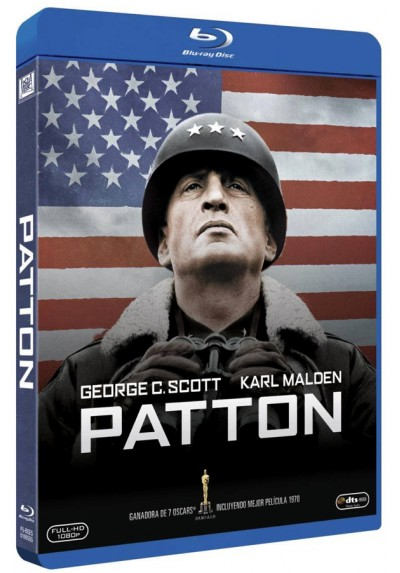 Patton (Blu-Ray)