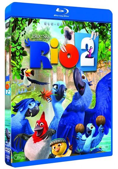 Río 2 (Blu-ray)