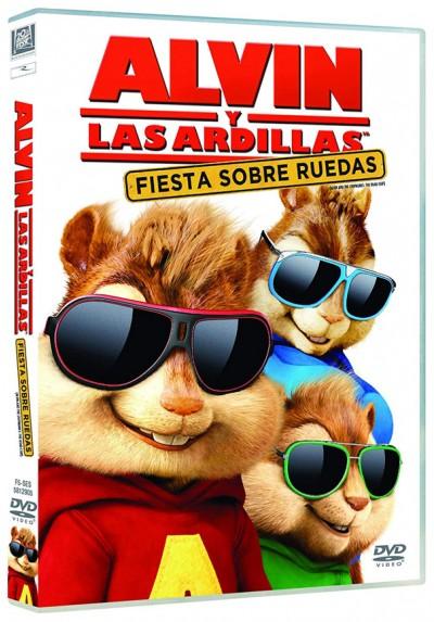 Alvin y las ardillas: Fiesta sobre ruedas (Alvin and the Chipmunks: The Road Chip)