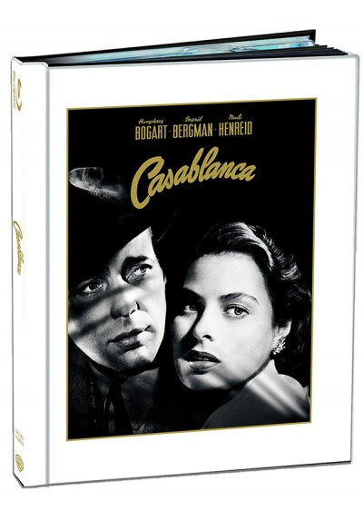 Casablanca - Digibook (Blu-Ray)