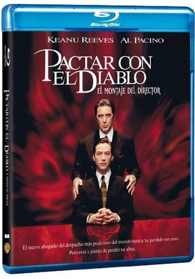 Pactar con el diablo (Blu-ray) (The Devil's Advocate)