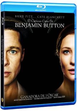 El Curioso Caso De Benjamin Button (Blu-Ray) (The Curious Case Of Benjamin Button)