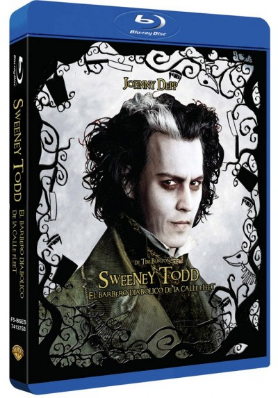 Sweeney Todd : El Barbero Diabolico De La Calle Fleet (Blu-ray) (Sweeney Todd: The Demon Barber Of Fleet Street)
