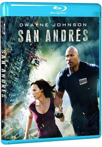 San Andres (Blu-Ray) (San Andreas)